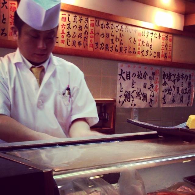 寿司店のM&A