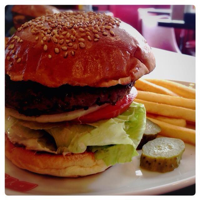 ハンバーガー店のM&A