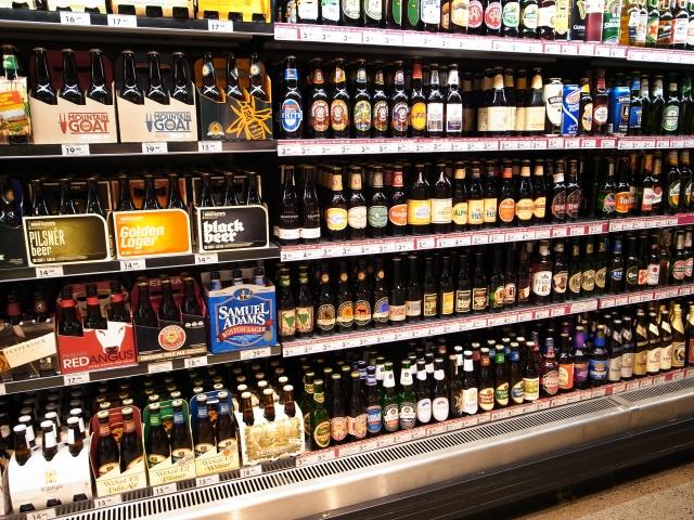 酒類卸売業のM&A