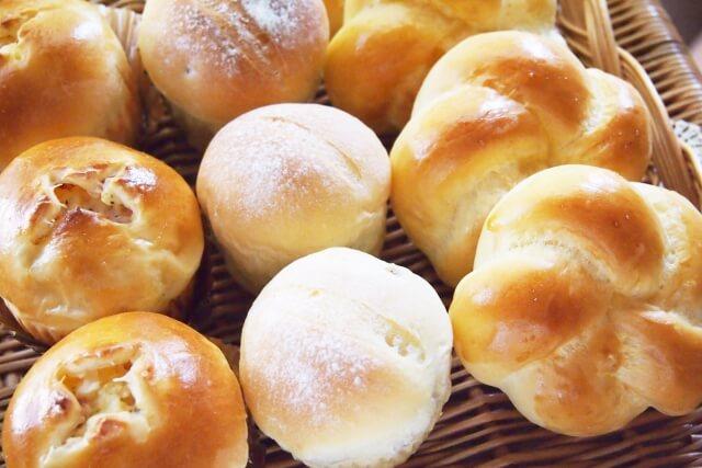 製パン業のM&A/会社売却の写真