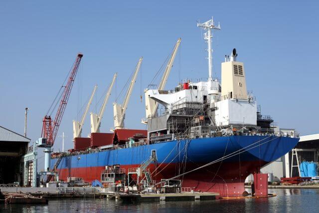 造船業のM&A/会社売却の写真