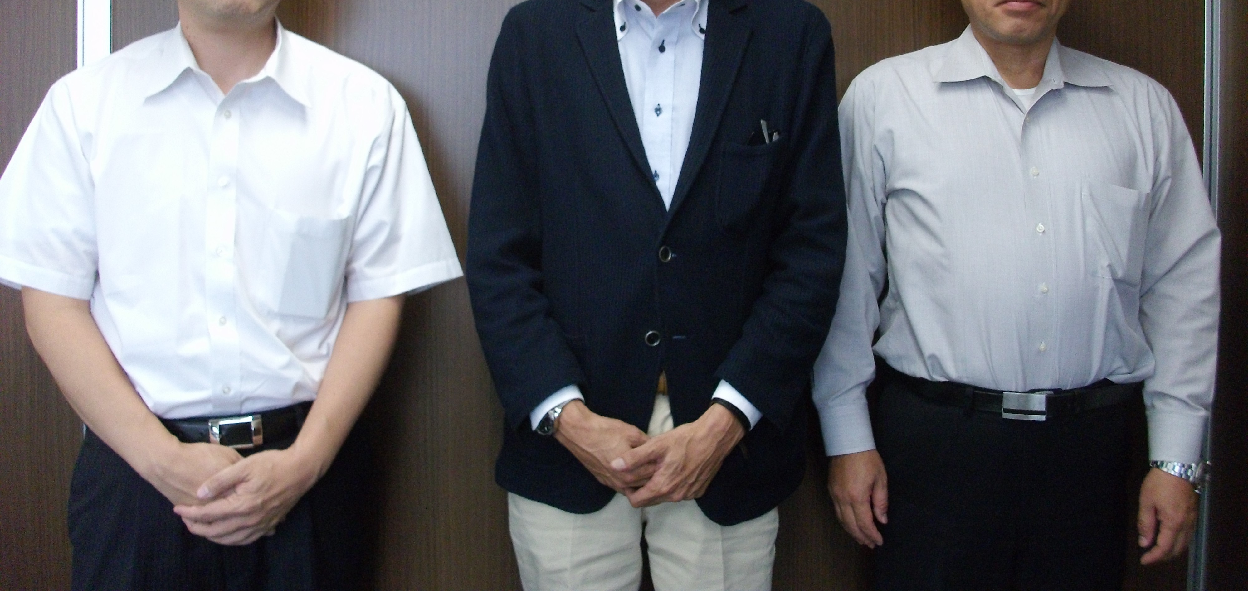 建設コンサルタントの成功社長インタビュー写真