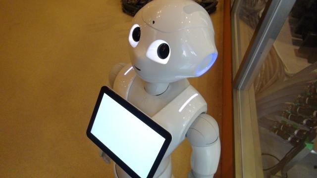産業ロボットのM&A・会社売却の写真