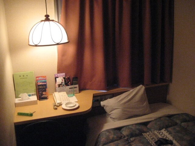 ビジネスホテルのM&A/会社売却の写真