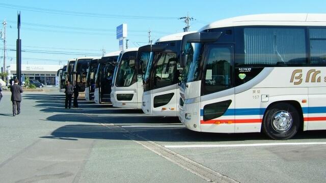 観光バスのM&A-会社売却