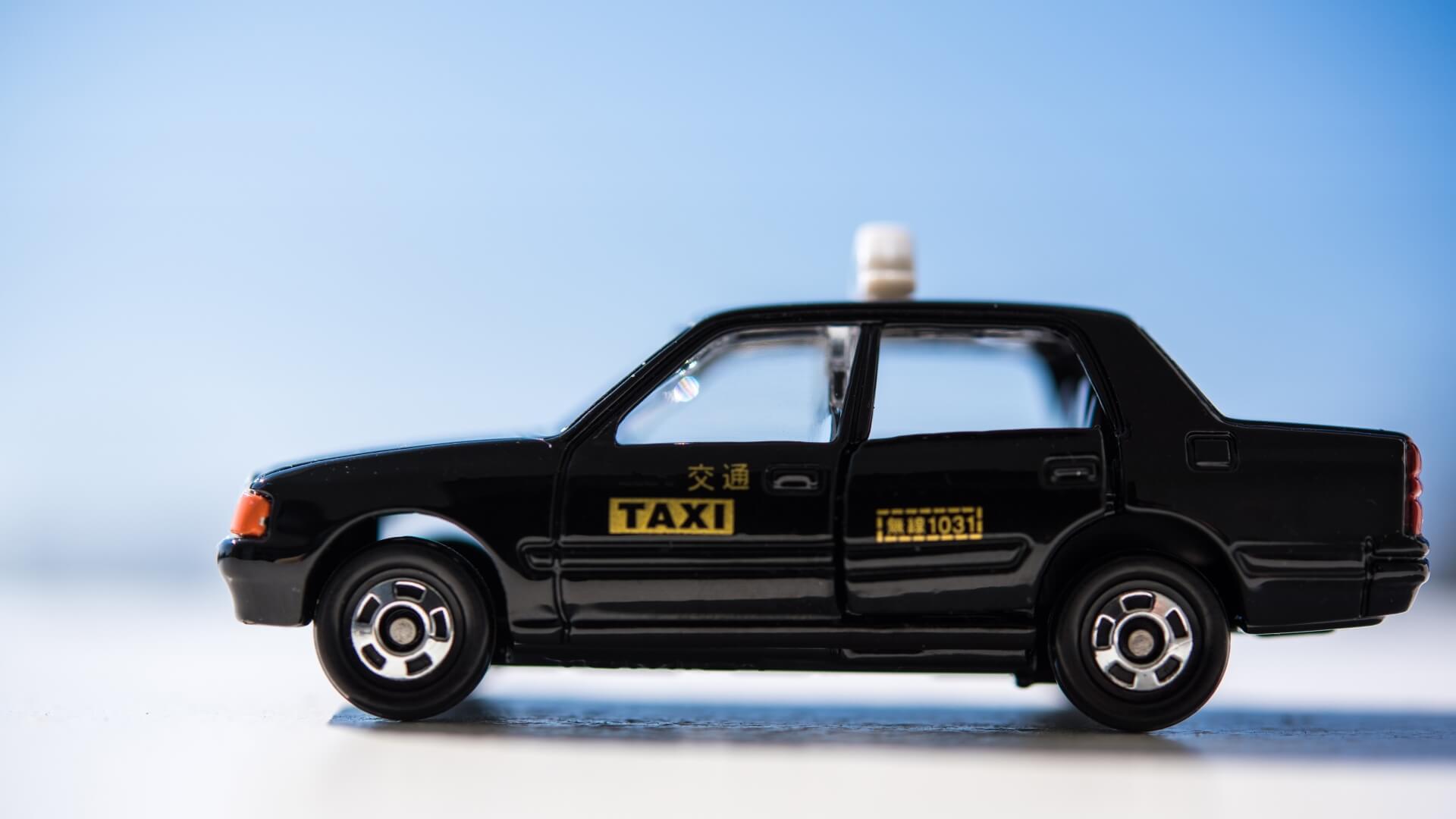タクシー会社のM&A-会社売却