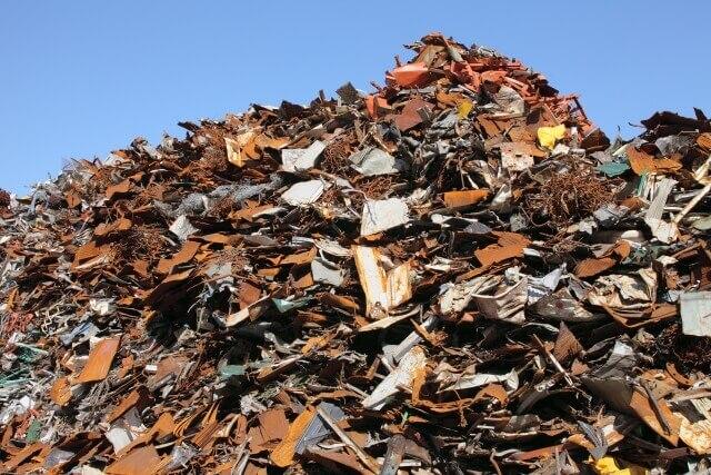 自動車リサイクル・廃車処理業のM&A/売却の写真