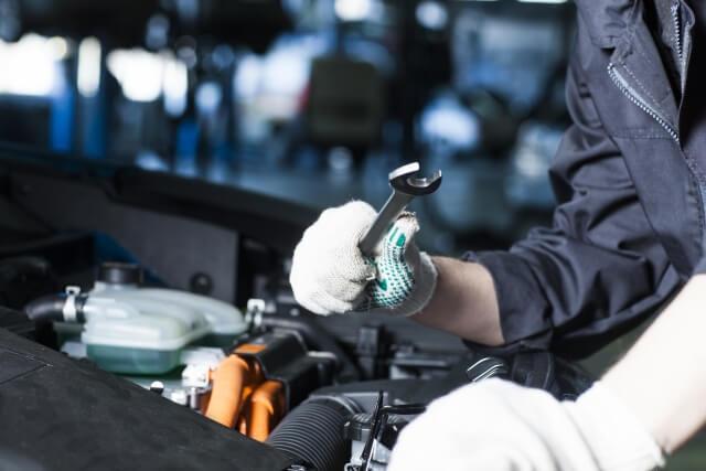 自動車整備業・中古車販売業のM&Aのブログ記事